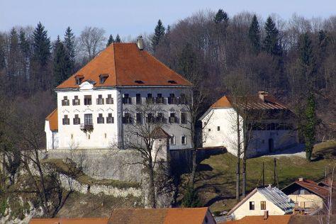 Zaprice Castle, Kamnik, Slovenia