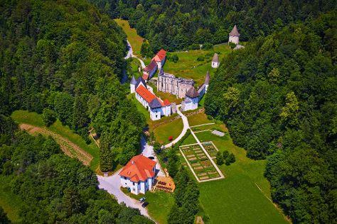 Žiče Charterhouse, Loče pri Poljčanah, Slovenia