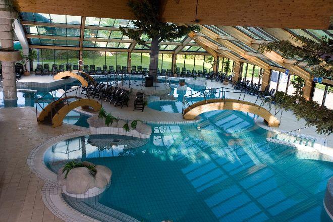 Aquapark & Wellness - Vodni Park Bohinj, Bohinjska Bistrica, Slovenia