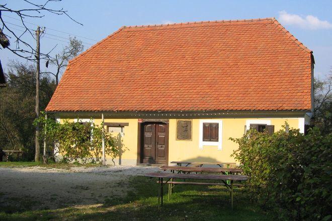 Aškerc House, Rimske Toplice, Slovenia