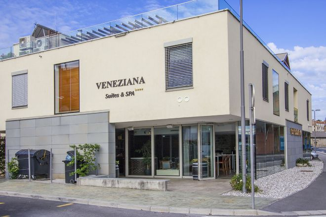 Casa Veneziana, Koper, Slovenia