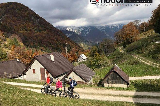 E-bikes Kobarid, Kobarid, Slovenia