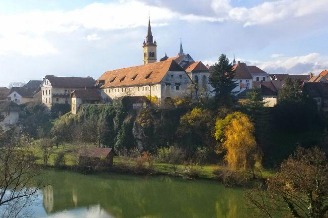 Franciscan Monastery, Novo Mesto, Slovenia
