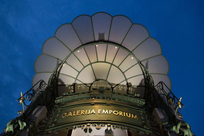 Galerija Emporium, Ljubljana, Slovenia