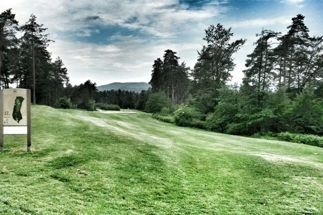Golf Arboretum, Radomlje, Slovenia