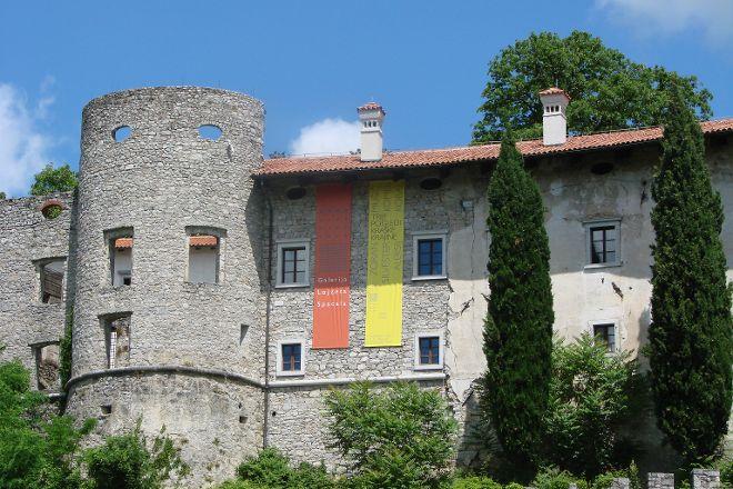 Štanjel Castle, Stanjel, Slovenia