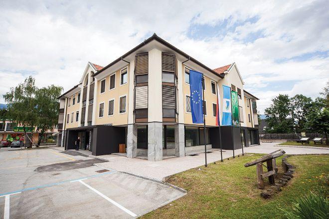 Infocenter Triglavska Roža Bled, Bled, Slovenia