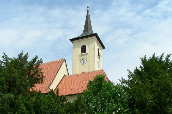 Jeruzalem Church, Ivanjkovci, Slovenia