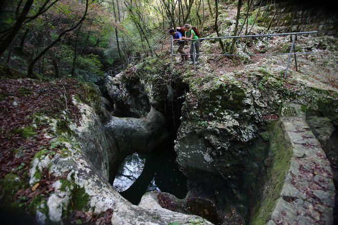 Krčnik Troughs, Dobrovo, Slovenia