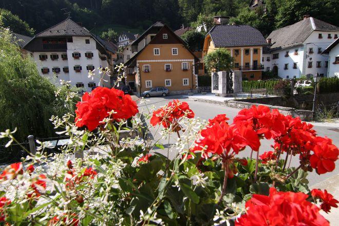 Kropa's Old Town, Radovljica, Slovenia