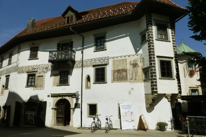 Homan House, Škofja Loka, Slovenia