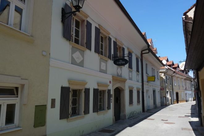Layer House, Kranj, Slovenia