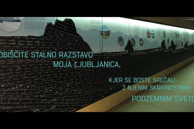 Ljubljanica River Exhibition, Vrhnika, Slovenia