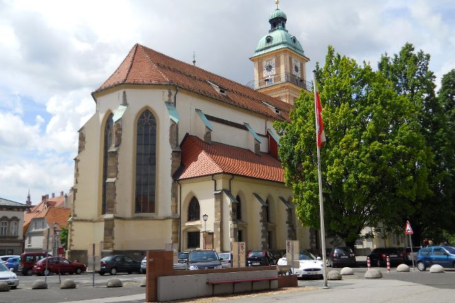 Maribor Cathedral (Church of St John the Baptist), Maribor, Slovenia