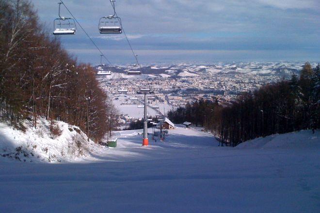 Mariborsko Pohorje Ski Resort, Maribor, Slovenia