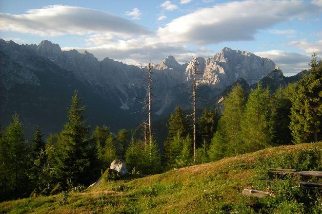 Mojčin Dom na Vitrancu, Kranjska Gora, Slovenia