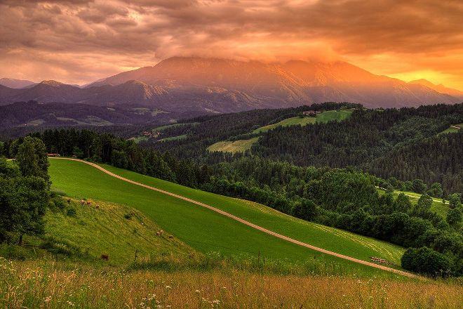 Mountain Bike Nomad Day Tours, Prevalje, Slovenia