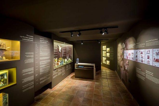 Nativity Museum (Muzej jaslic), Brezje, Slovenia