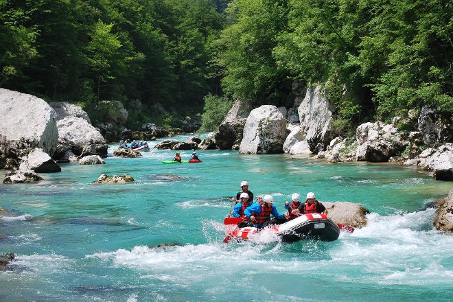Nature's Ways, Bovec, Slovenia
