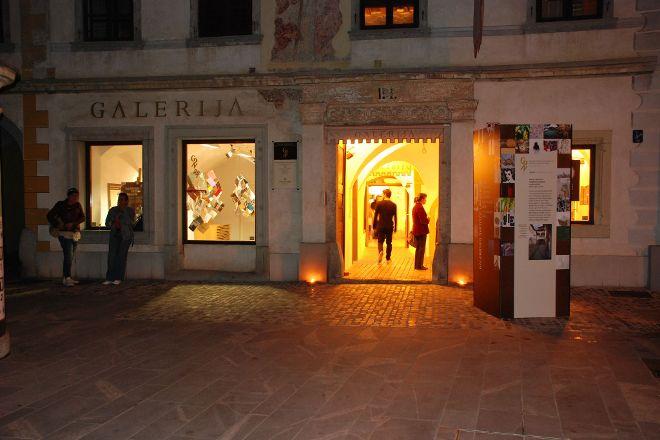 Prešeren Award Winners Gallery, Kranj, Slovenia