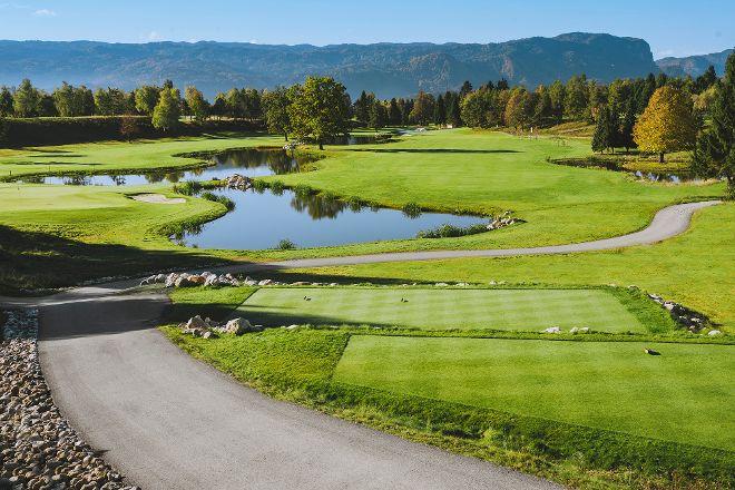Royal Bled Golf Course, Lesce, Slovenia