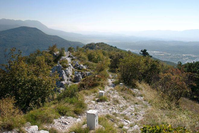 Sabotin - Peace Park, Kojsko, Slovenia