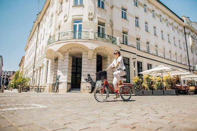 Sense Wellness Grand Hotel Union Business, Ljubljana, Slovenia