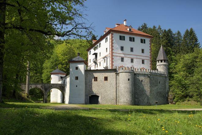 Snežnik Castle, Stari Trg pri Lozu, Slovenia