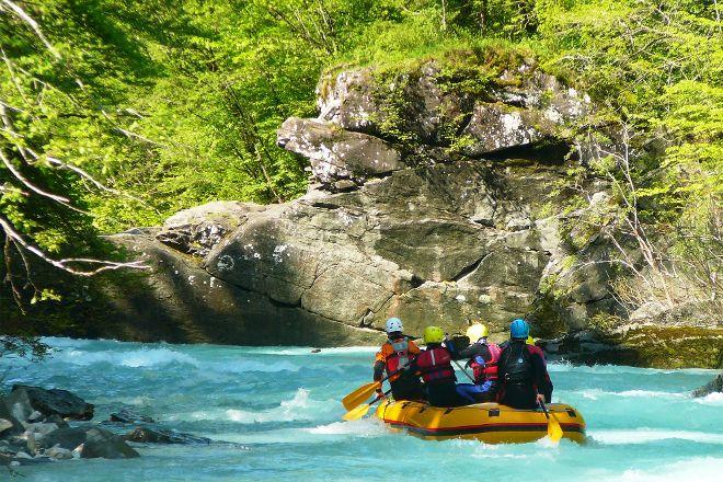 Soca Splash, Bovec, Slovenia
