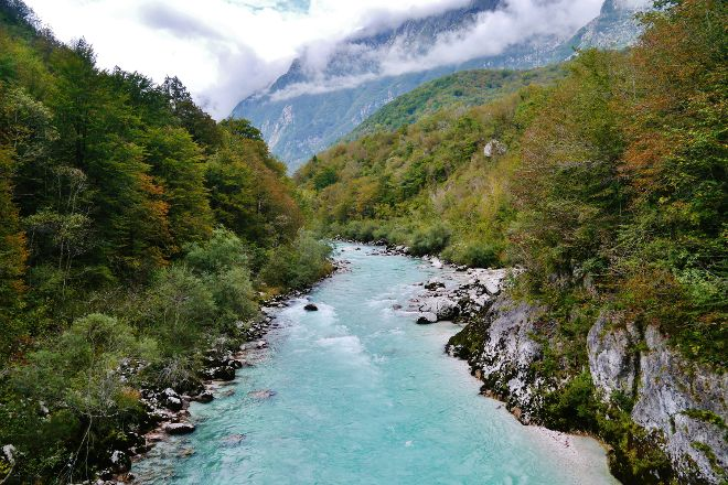 Soca Valley, Bovec, Slovenia