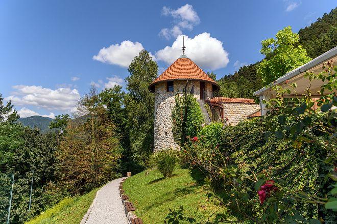 Tabor Castle, Laško, Slovenia
