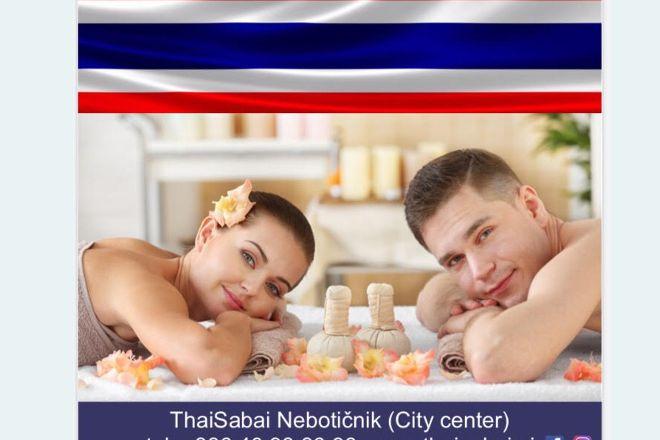 Thai Sabai, Ljubljana, Slovenia