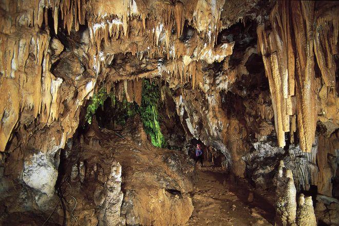 The Cave Under Babji Zob, Bohinjska Bela, Slovenia