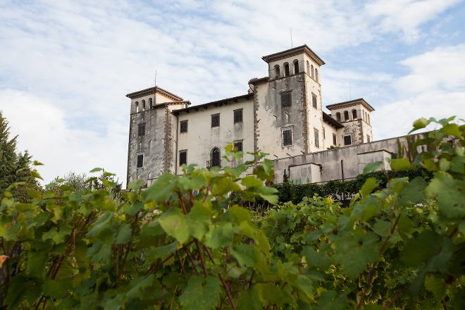 Dobrovo Castle, Dobrovo, Slovenia