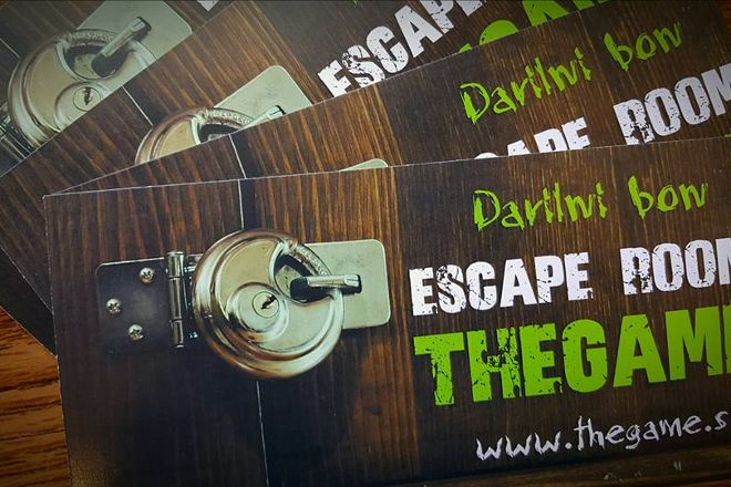 The Game Escape Room Bled, Bled, Slovenia