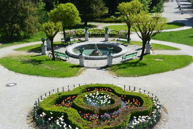 Tivoli Park, Ljubljana, Slovenia