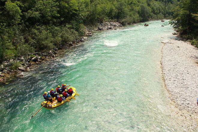 Top Rafting, Bovec, Slovenia