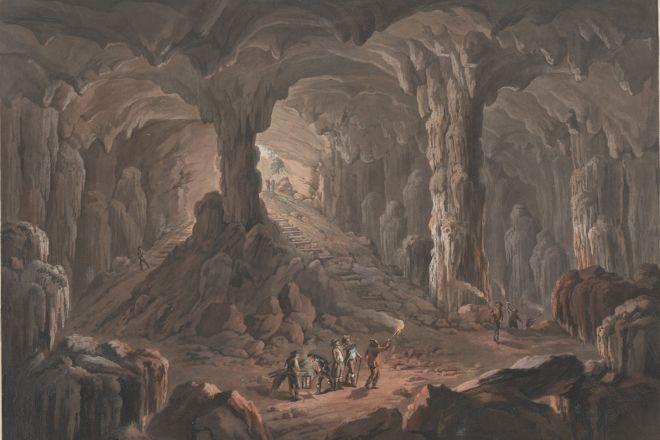 Vilenica Cave, Lokev, Slovenia
