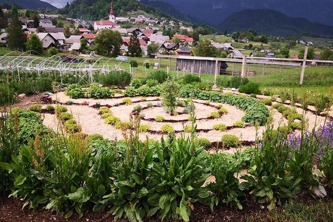 Garden of Tastes, Zgornje Gorje, Slovenia