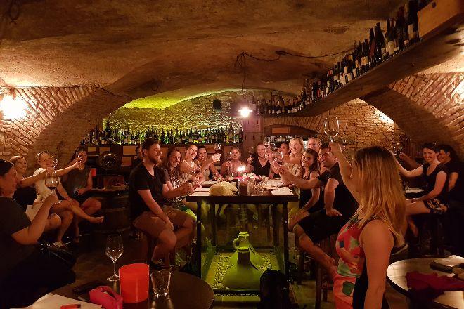 Wine Tasting Ljubljana, Ljubljana, Slovenia