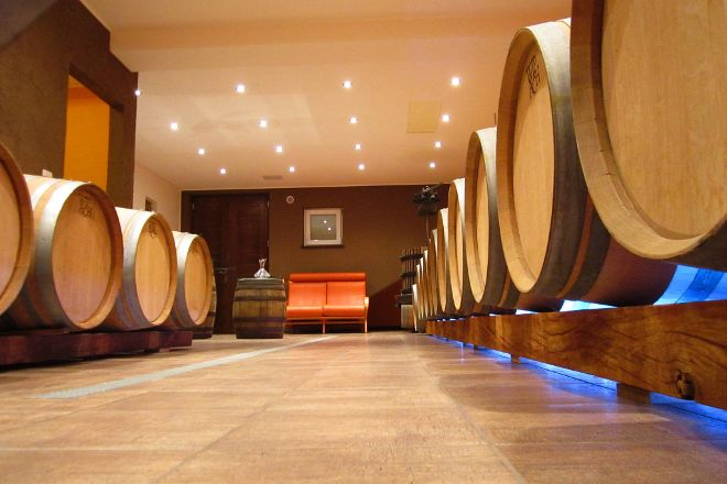 Wipach Wine Estate, Vipava, Slovenia