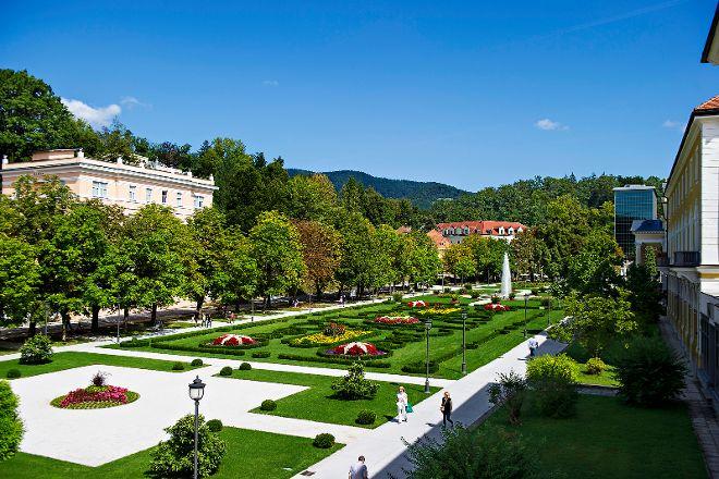 Spa Park, Rogaška Slatina, Slovenia