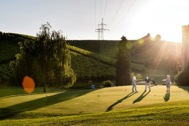 Zlati Grič Golf Club, Slovenske Konjice, Slovenia