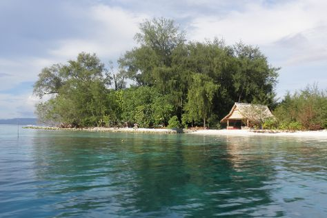 Kennedy Island, Solomon Islands