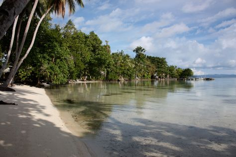 Marovo Lagoon, Marovo, Solomon Islands