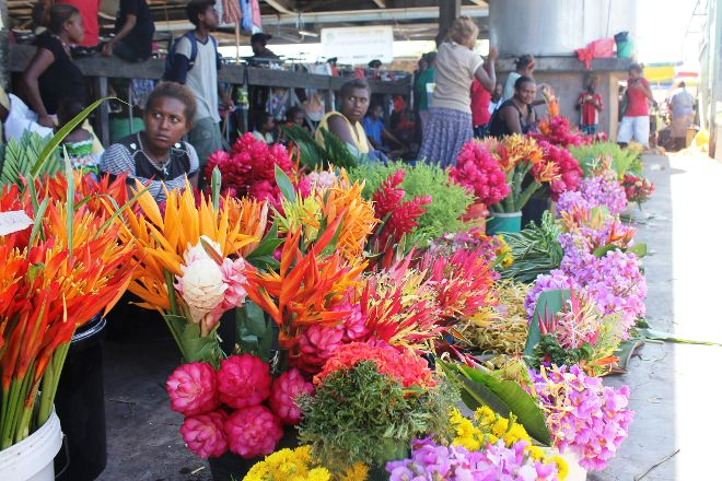 Honiara Central Market, Honiara, Solomon Islands