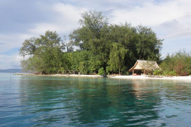 Kennedy Island, Solomon Islands