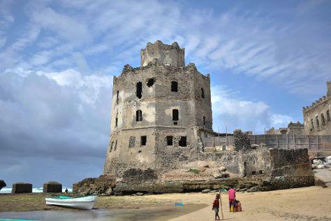 Shanghai Old City, Mogadishu, Somalia