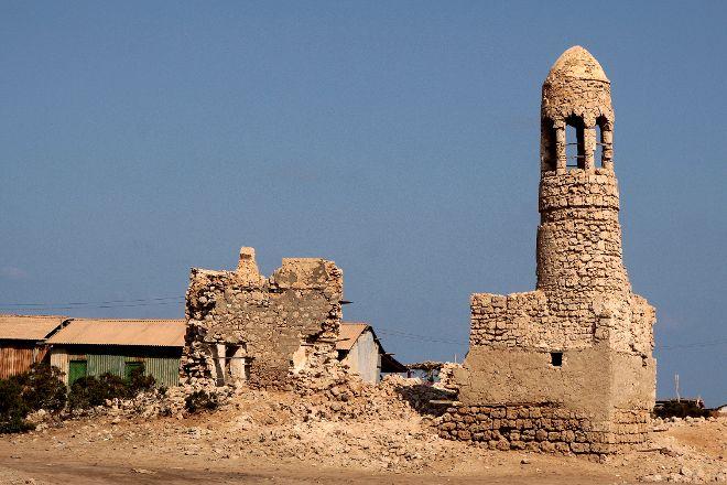 Masjid al-Qiblatayn Mosque, Saylac, Somalia