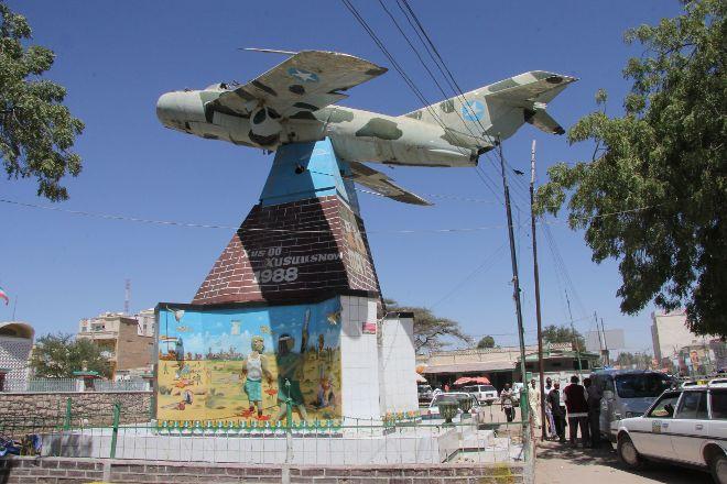 MiG Jet, Hargeysa, Somalia